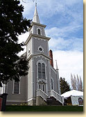 Port Gamble Weddings - St. Paul's Church